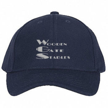 Low Profile Ball Cap (Wooden Gate Stables) Thumbnail
